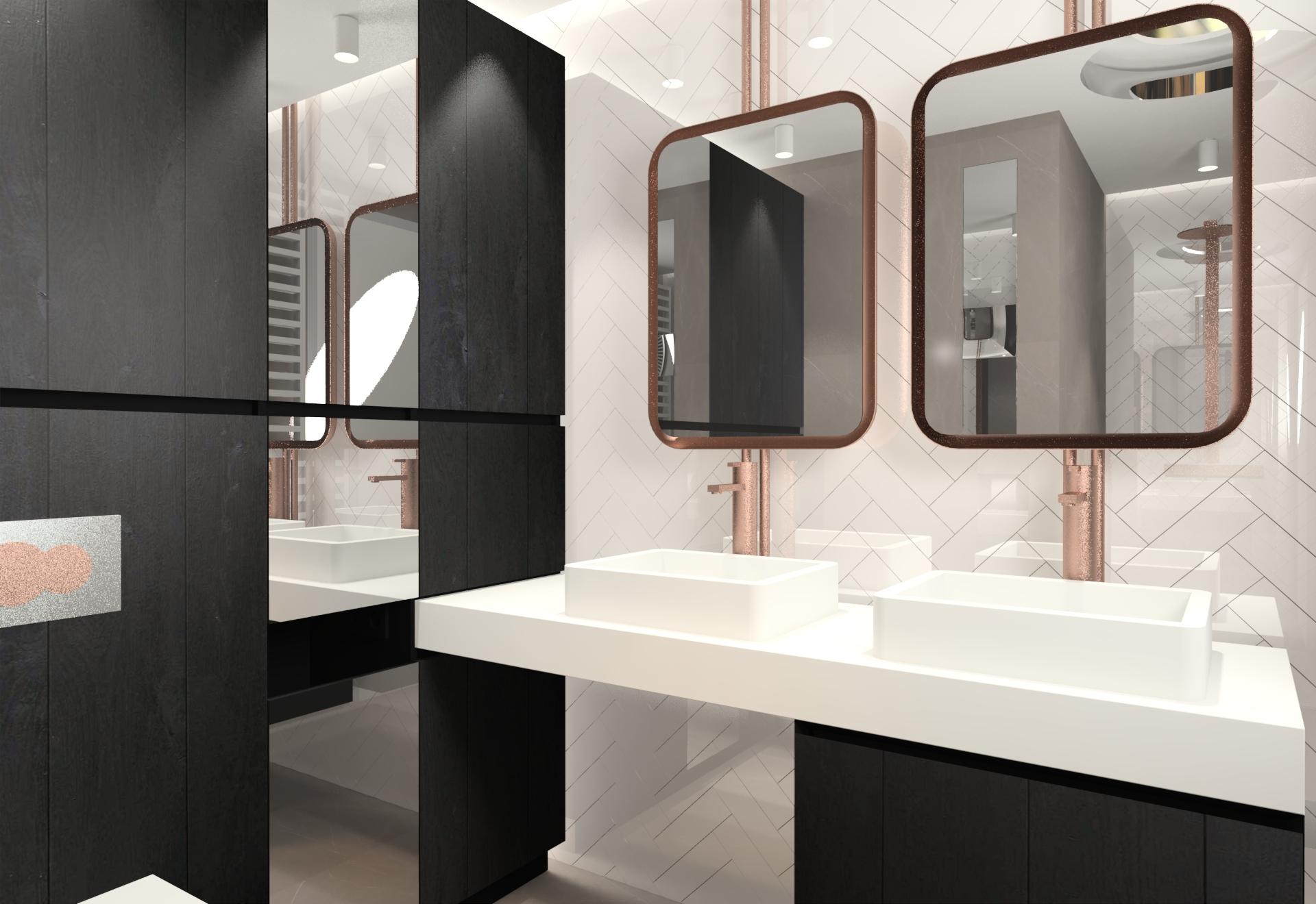 Badkamer Lafacette Design Studio